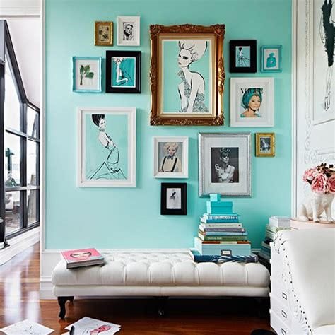 turquoise home decor ideas turquoise home office with leather ottoman home office