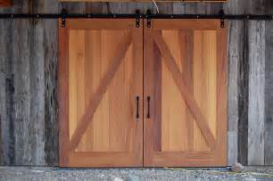 Barn Door Pictures Timber Frame Barn Doors New Energy Works