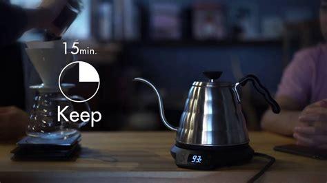 hario v60 power buono kettle with temperature adjustment hario v60 power kettle buono with temperature adjustment