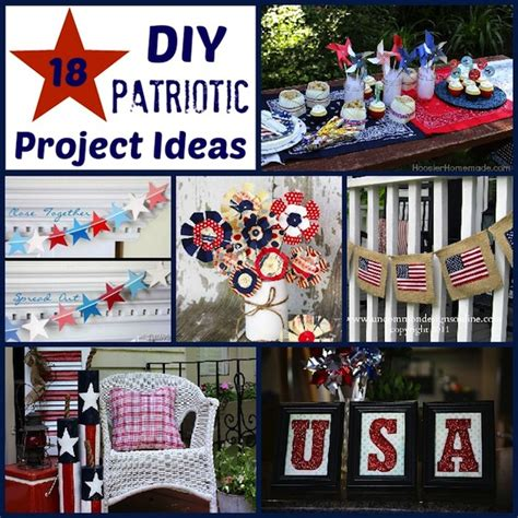 patriotic decorating ideas patriotic decorations diy images