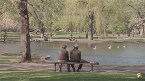 park bench scene what is the best movie bench scene of all time