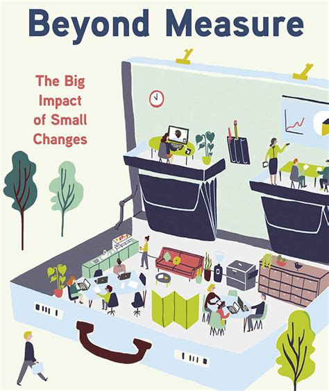 sustaining the transformation book report beyond measure the big impact of small changes