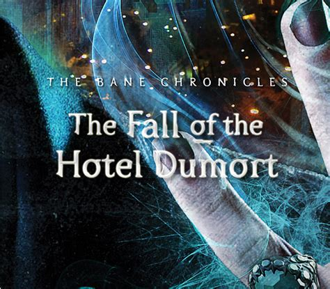the bane chronicles audiobook on audiobook review the fall of the hotel dumort by