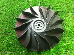 Windsor Vaccum Genuine Stihl Fan Wheel For Bg86 Sh56 Amp Sh86 Leaf Blower