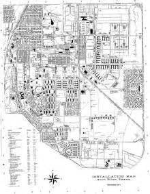 file fort bliss facility map area 1974 jpg