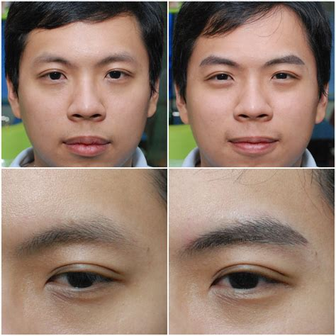 eyebrow tattoo for men 3d brow embroidery s eyebrows florence