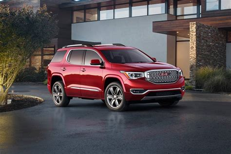 2018 Gmc Acadia 2018 gmc acadia new design wallpapers car release preview