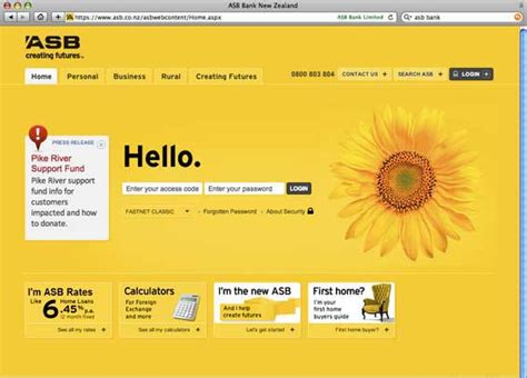 asb bank website hello i m the new asb