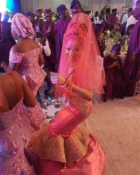 Wwww Wedding by Photos From Banky W And Adesua Etomi S Traditional Wedding