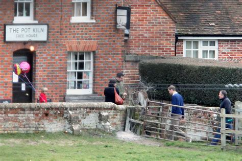 kate middleton home prince william and kate middleton at a pub zimbio