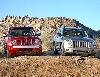 Jeep Compass Vs Patriot Okay Compass Vs Patriot Jeep Compass Forum