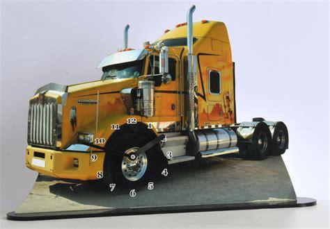 kenworth automatic truck americain kenworth miniature camion truck horloge