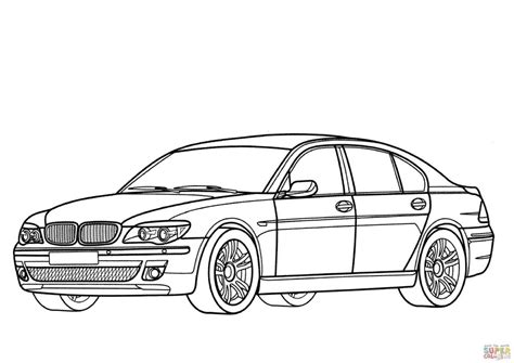 classic cars coloring book bmw 7 series car coloring page transportation classic cars coloring pages coloring pages