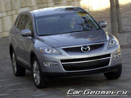 all car manuals free 2010 mazda cx 9 seat position control кузовные размеры mazda cx 9 2007 2014 bodyshop manual