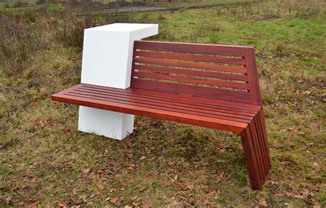 park bench position the park bench reimagined yanko design