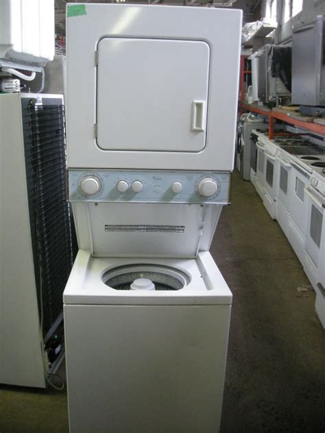 one bedroom apartment with washer and dryer apt size appliances the appliance warehouse new and