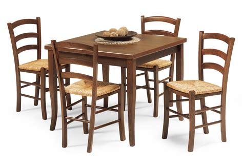 tavolo ristorante set rustico tavolo 4 sedie bar ristorante mobilclick