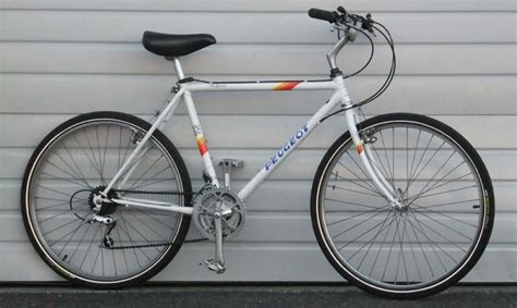 peugeot build and price 19 quot made in canada peugeot st laurent 18 speed chromoly