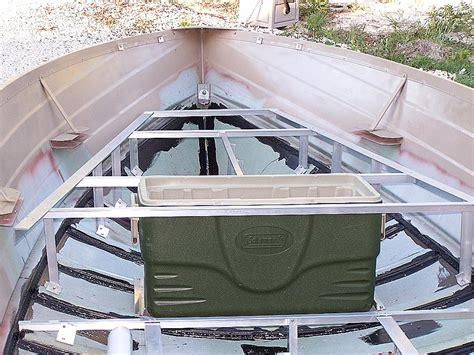 aluminum boat floor plans aluminum boat floor plans awesome 100 aluminum boat floor