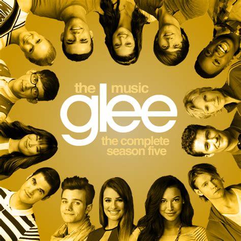 Cd Glee Cast The Season One Volume 2 glee the the complete season five by monstergleek