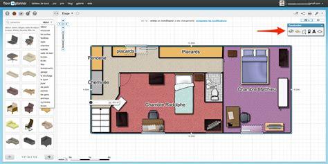 logiciel aménagement appartement floorplanner logiciel gratuit de conception et d