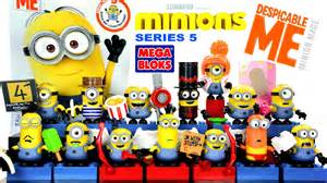 mega bloks 174 despicable me mystery buildable minions blind