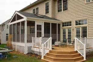 Porch Plans Doors Amp Windows Screened In Porch Plans Lite And Simple