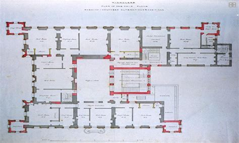 downton abbey castle floor plan highclere castle interiors highclere castle floor plan