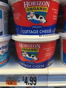 4 cottage cheese horizon cottage cheese only 0 87 4 15 4 21