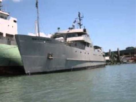 boats for sale guam 171ft collingwood escort vessel for sale youtube