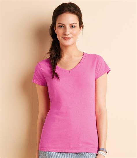 Kaospolos Gildan Softstyle V Neck gildan softstyle v neck t shirt label