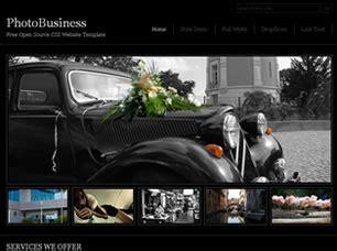 photobusiness  website template  css templates