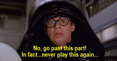 Spaceballs Is Being Developed As by Never Play This Again Spaceballs Reaction Gifs