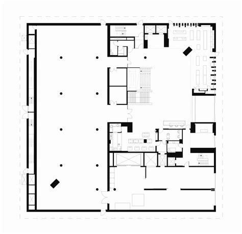 museum floor plan design parabolic dreams the design museum by oma allies and