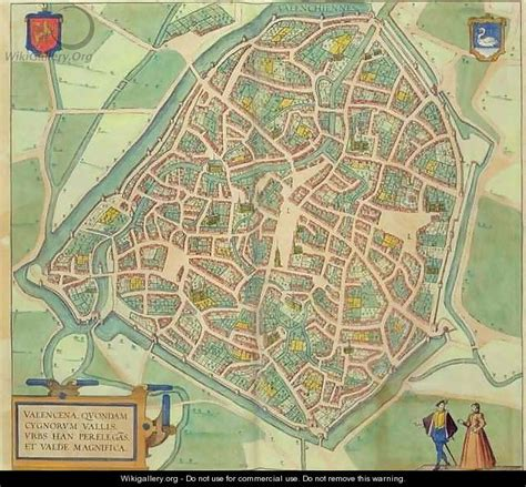 copyright free maps for commercial use map of valencia from civitates orbis terrarum after