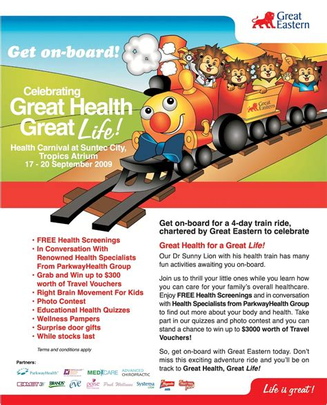 great health great life carnival specialist dental group
