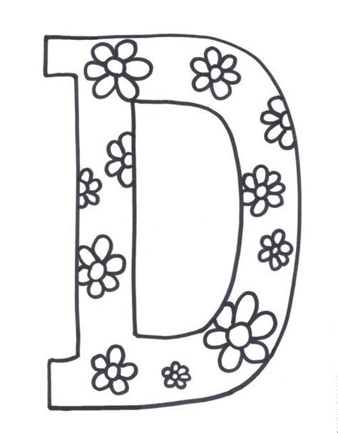 printable letters with flowers 539 best letters abc images on pinterest