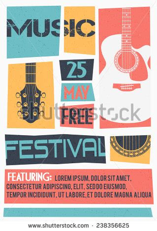 Live Music Poster Stock Images Royalty Free Images Vectors Shutterstock Live Poster Template