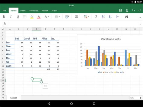 android layout template exle microsoft office for android tablet review