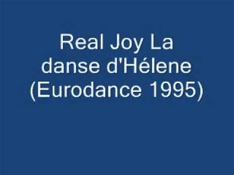 alegra joy la real joy la danse d h 233 lene eurodance 1995 wmv youtube