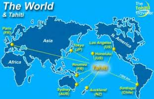 Tahiti Map Of World by Tahiti World Maps Pinterest Tahiti And French