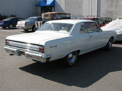 1965 chevrolet chevelle z16 car interior design