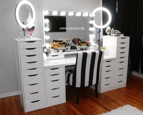 white vanity with lights ikea vanity table with lights ikea cresif