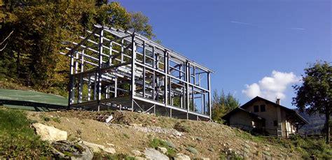 maison ossature metallique prix m2 2685 ossature m 233 tallique d
