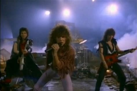 bon jovi runaway 11 best images about music videos on pinterest theater