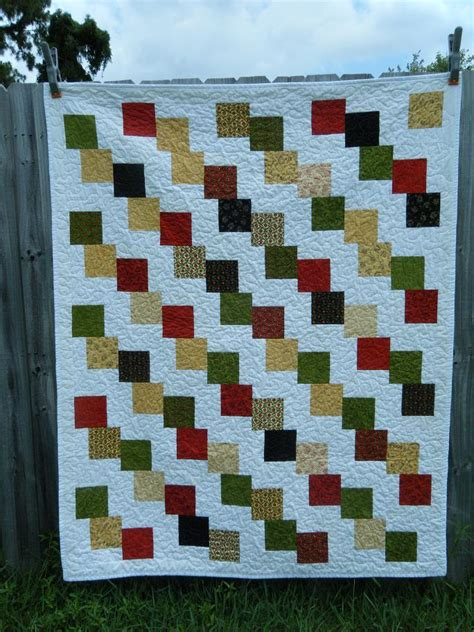 Falling Charms Quilt by Falling Charms Quilt Finished