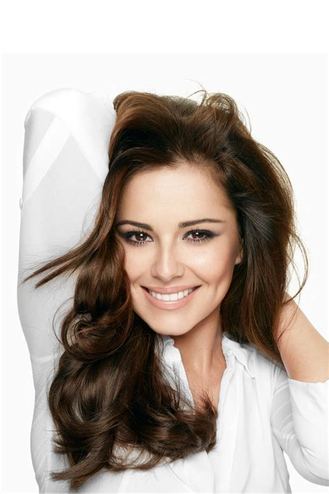 Home Fashion Interiors by Cheryl Cole S New L Oreal Paris Beauty Campaign Revealed