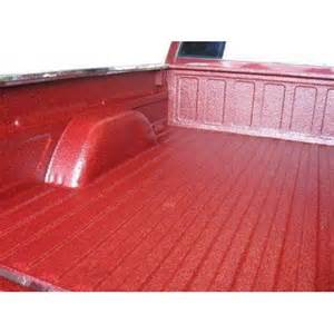 colored bedliner
