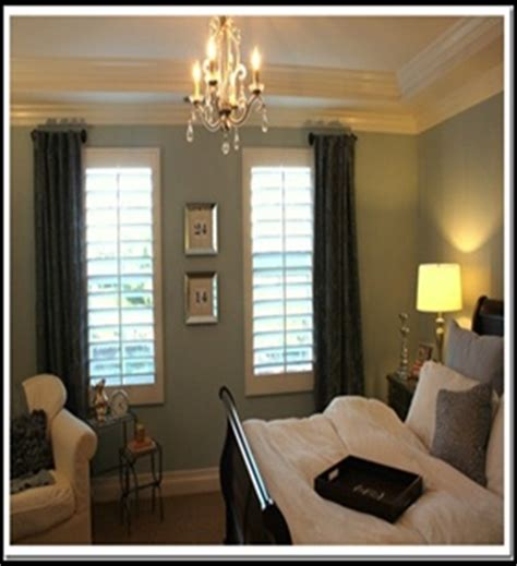 Short curtain rods love the blue too for the home pinterest the o jays curtain rods