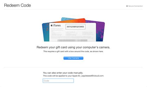Apple Gift Card Amount - redeem apple gift card amount
